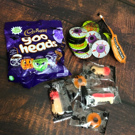 cheap halloween treats